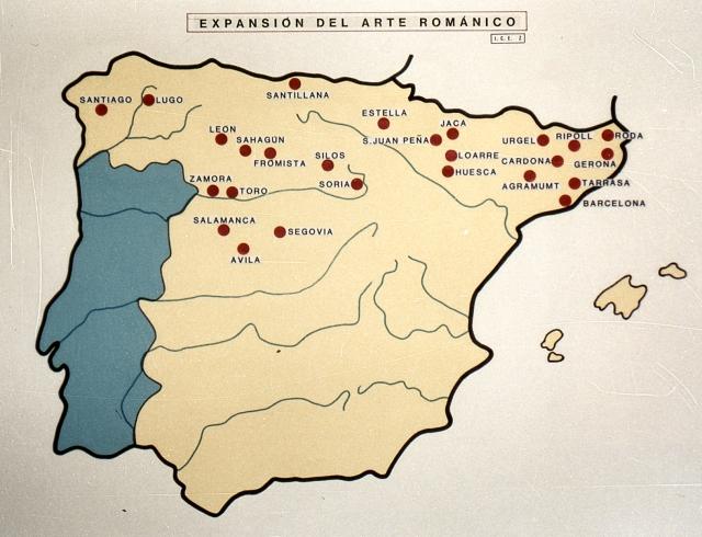 RomanicoenEspaña1