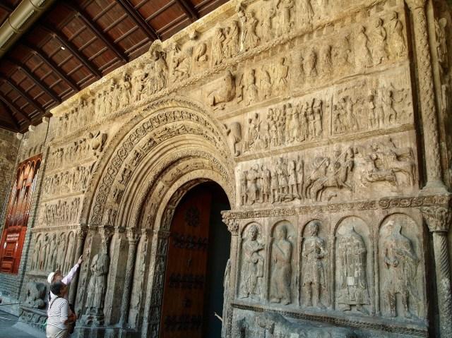 Portada Monasterio de Ripoll