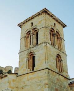 Torre en Aguilar de Campoo